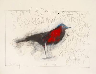Rick Bartow: Big Crow