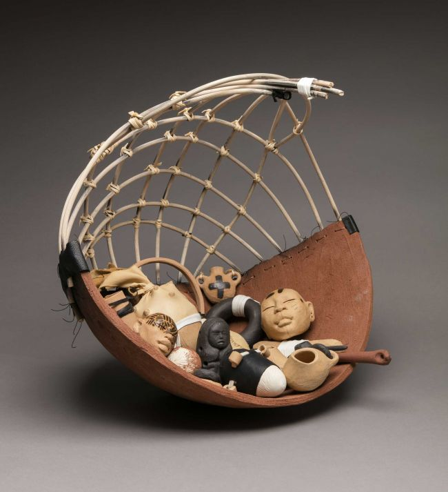 Storytellers I (basket)