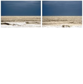 October 2009B, Diptych
