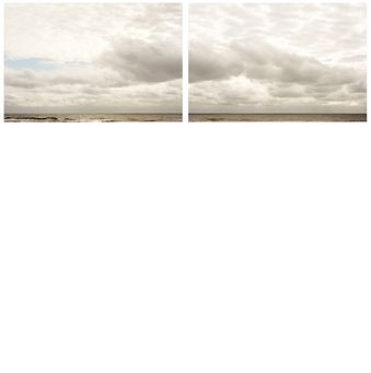 October 2009A, Diptych