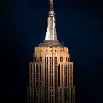NY Empire State Building, ed. 1/5