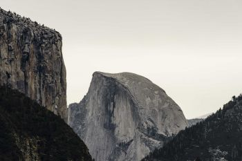#106s USA, California, Yosemite