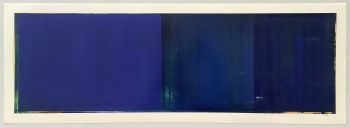 Untitled, (blue)